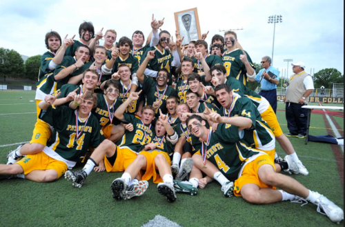Ward Melville Boys Lacrosse 2013 New York State Champions National #1