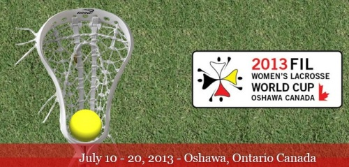 2013 FIL Women's Lacrosse World Cup