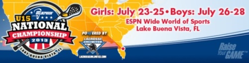 2013 US Lacrosse U15 Girls National Championship