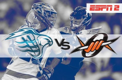 Denver Outlaws vs Chesapeake Bayhawks