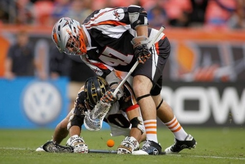 Denver Outlaws vs Rochester.