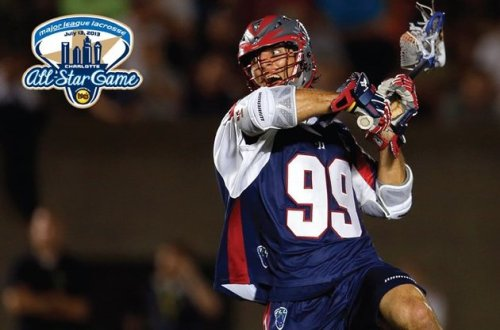 Major League Lacrosse All-Star Paul Rabil