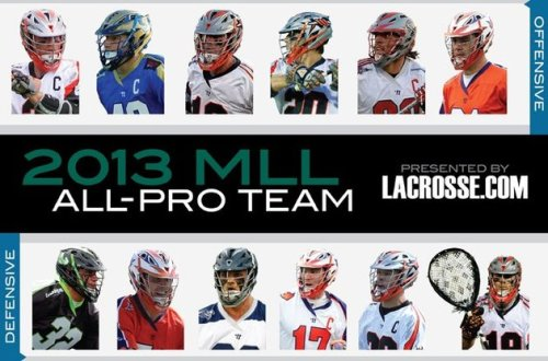 2013-MLL-All-Pro-Team