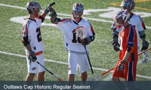 Denver Outlaws defeat Hamilton Nationals