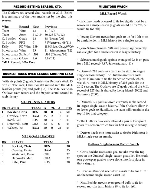 Denver Outlaws vs Hamilton Nationals game notes-page-003