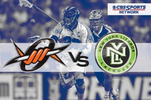 Denver Outlaws vs New York Lizards Aug 4