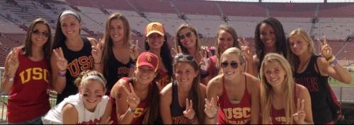 USC Women's Lacrosse 2013 Recruiting Class