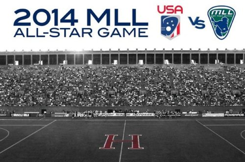2014 MLL All-Star Game Team USA