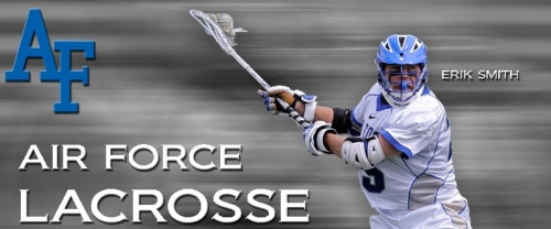 Air Force Men's Lacrosse Banner