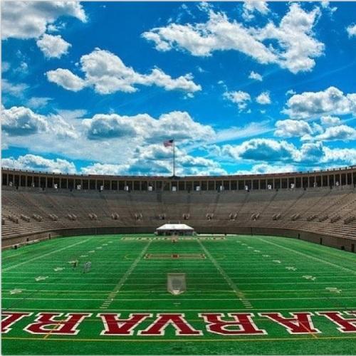 Harvard Lacrosse Stadium September 2013