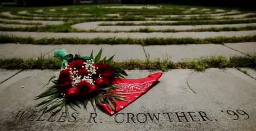 Man In Red Bandana Welles R. Crowther