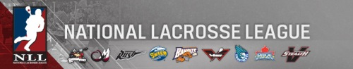 National Lacrosse League NLL Banner