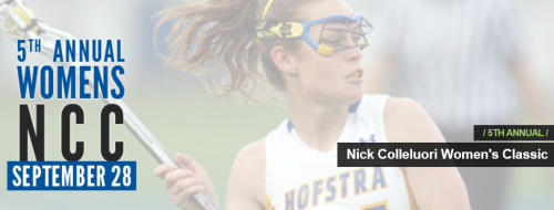 Nick Colleluori Women's Lacrosse Classic 2013