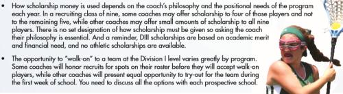 US Lacrosse NCAA Women's Lacrosse Recruiting Statistics 2