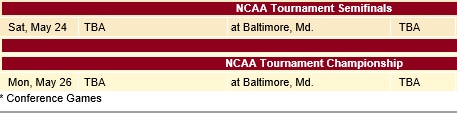 Denver Men's Lacrosse 2014 Schedule 3