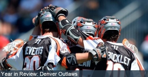 Denver Outlaws 2013 Year In Review