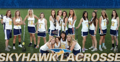 Fort Lewis Women's Lacrosse