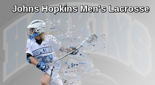 Johns Hopkins Men's Lacrosse Banner