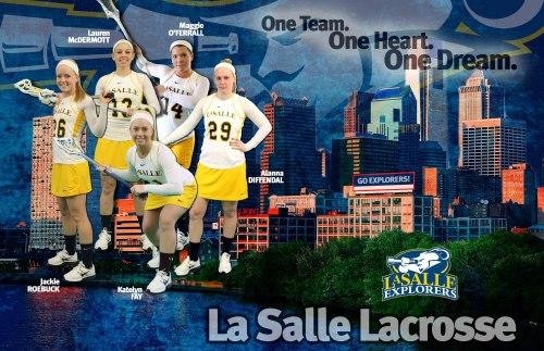 La Salle Women's Lacrosse