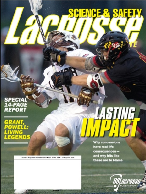 Lacrosse Magazine Oct 2013 Covers That Didn't Make The Cut