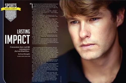 Lacrosse Magazine Lasting Impact Concussions