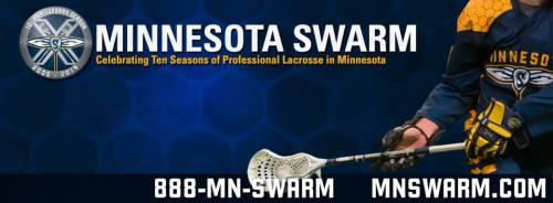 Minnesota Swarm Banner