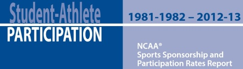 NCAA Student-Athlete Participation Header