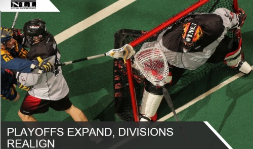 NLL Playoffs Expansion