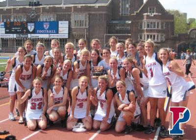 Penn Women's Lacrosse 2013