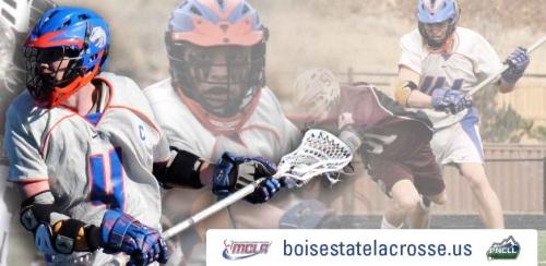 Boise State Lacrosse Banner