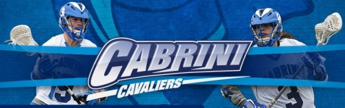 Cabrini Men's Lacrosse Banner