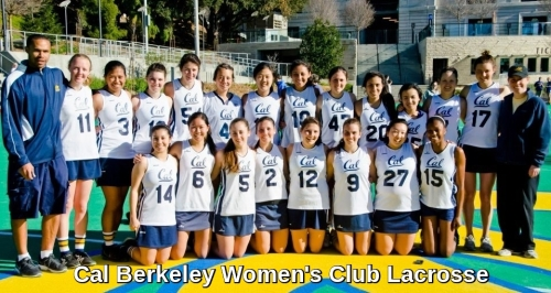 Cal Berkeley Club Women's Lacrosse Banner
