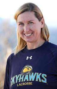 Colorado State Pueblo Women's Lacrosse Head Coach Monica Potter