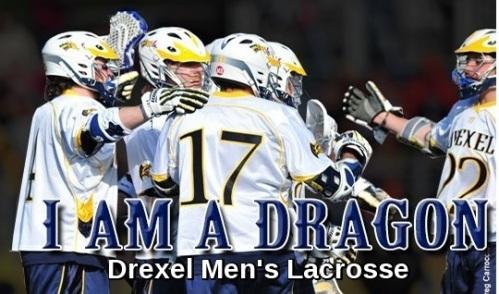 Drexel Men's Lacrosse Banner