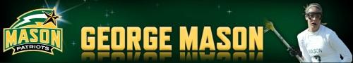George Mason Women's Lacrosse Banner
