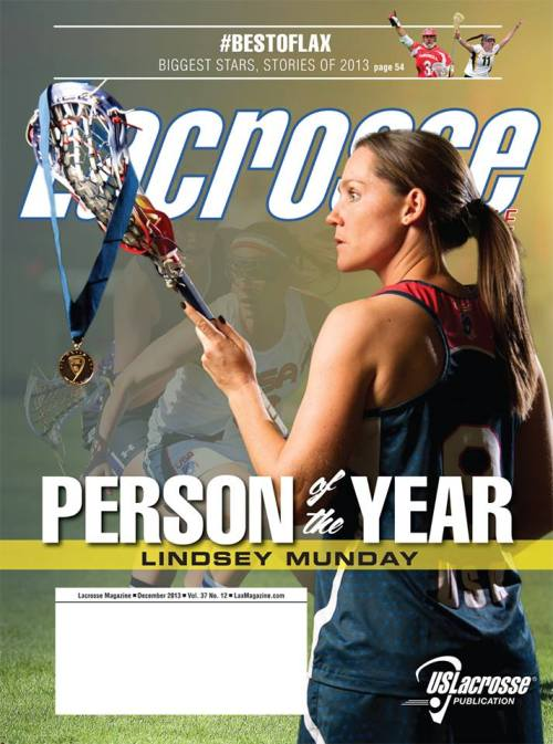 Lacrosse Magazine December 2013 Issue
