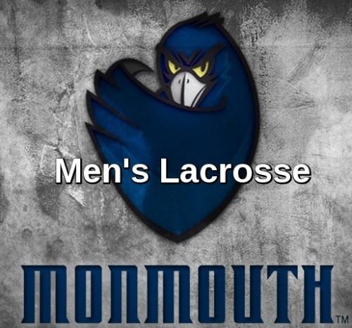 Monmouth Men's Lacrosse Logo