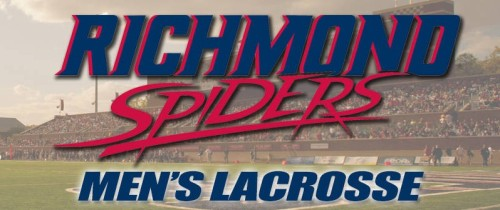Richmond Men's Lacrosse Banner