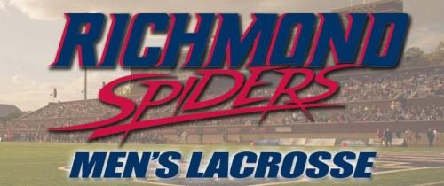 Richmond Men's Lacrosse Banner