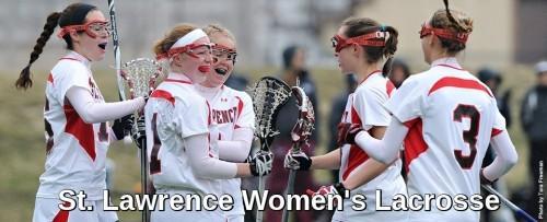 St. Lawrence Women's Lacrosse Banner