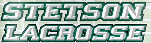 Stetson Women's Lacrosse Banner