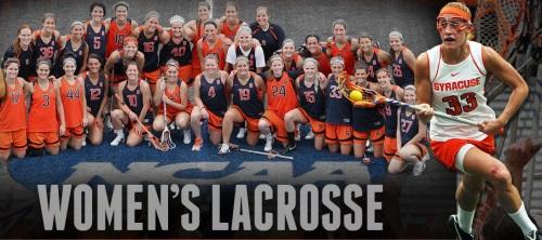 Syracuse Women's Lacrosse Banner