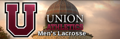Union College Men's Lacrosse Banner