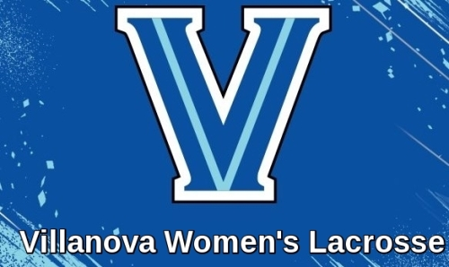 Villanova Women's Lacrosse Banner