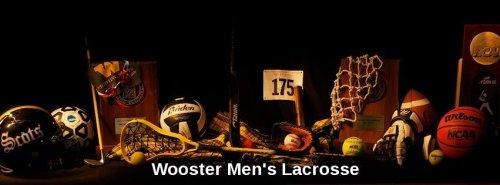 Wooster Men's Lacrosse Banner