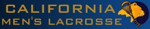 Cal Men's Lacrosse Banner