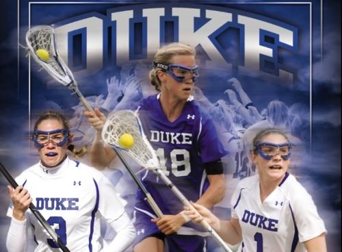 Duke Women's Lacrosse Banner