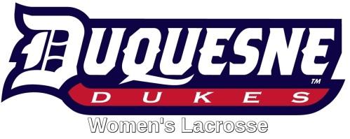 Duquesne Women's Lacrosse Banner