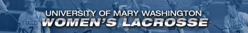 Mary Washington Women's Lacrosse Banner
