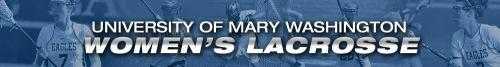 Mary Washington Women's Lacrosse Banner